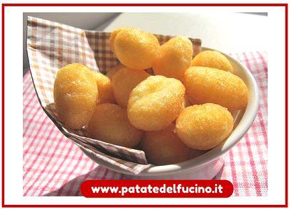 La ricetta degli gnocchi di patate fritti > http://bit.ly/gnocchi-fritti