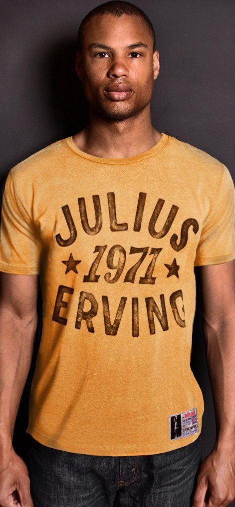 Roots of Fight - Julius Erving Tshirt