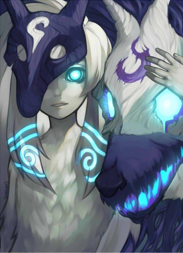 League of Legends - Os Kindreds, nunca um sem o outro