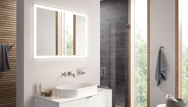 Https Spiegelshop24 Com Mit Bildern Badspiegel Badezimmerspiegel Badezimmerspiegel Beleuchtet