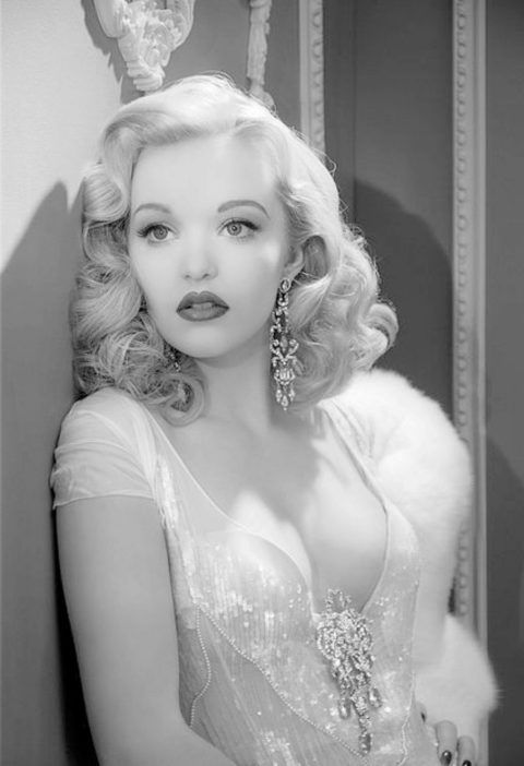 20 Vintage Hairstyles Ideas of 1950s with Pictures