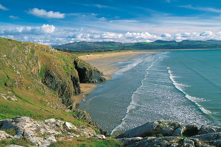 Black Rock Sands, Wales