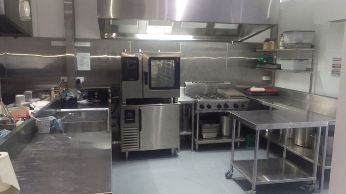 Is your commercial kitchen too small?