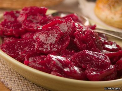 Lancaster Pickled Beets  OUR FAMILY LOVE THESE. THEY ARE SO DELICIOUS. BEETS ARE SO GOOD FOR YOU AND YOUR FAMILY WILL REALLY LOVE THEM. SO EASY TO MAKE SO SEE FOR YOURSELF...ENJOY