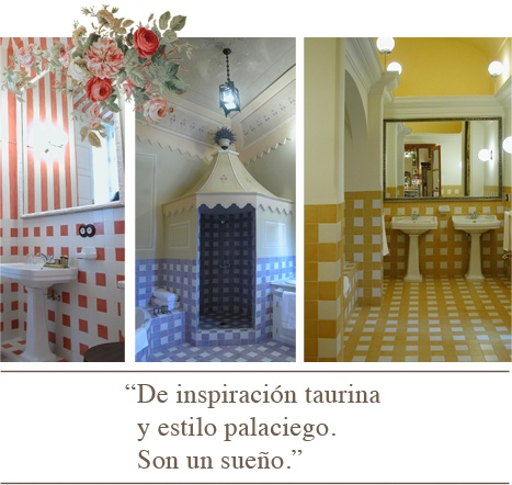 Spanish bathroomsNuestro Deseo, Encuentro Entres, El Conde, Entres Nuestro, Spanish Bathroom, Conde De, Con Futuro, Cuts, With History