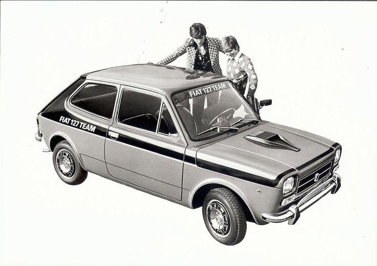 Fiat 127 Team - 1972