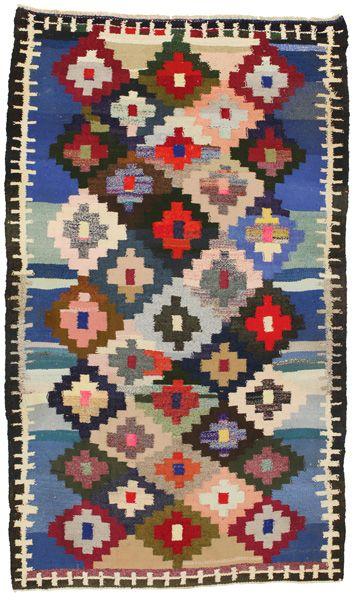 Qashqai - Kilim | klm1976-436 | CarpetU2, Kilims with cotton, Summer Sale -60%