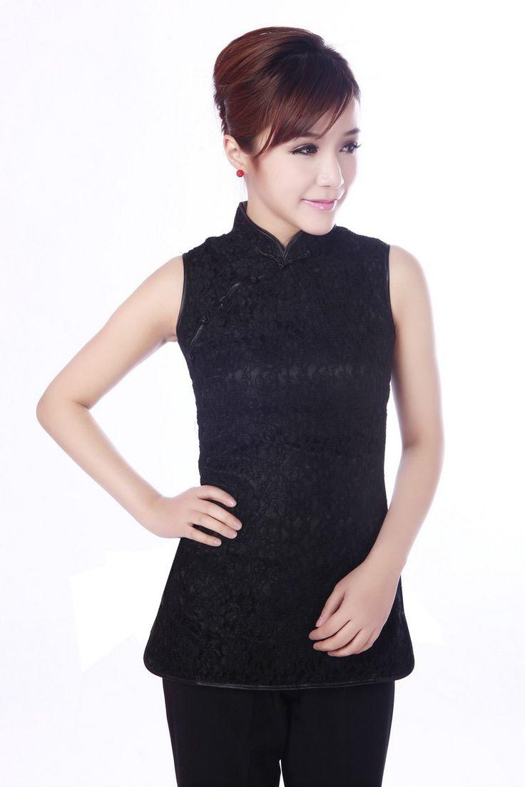 Национальная китайская одежда