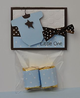Baby Shower Favor - MPSShower Ideas, Baby Cards, Baby Favors, Baby Shower Treats, Baby Shower Favors, Parties Favors, Pink Stampers, Baby Shower Parties, Shower Gift