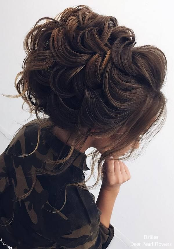 Elstile Long Wedding Hairstyles and Updos…