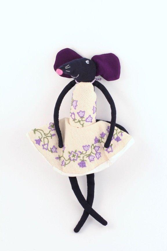 Мышка Патти
