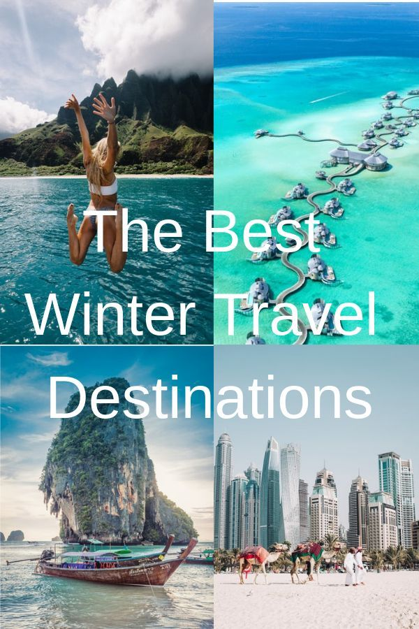 The Best Hot Winter Travel Destinations in 2019 – BriannaMarieLifestyle | Blog