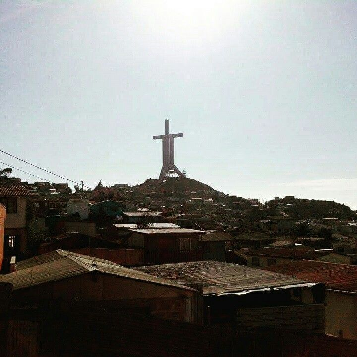 Cruz del tercer milenio, cuarta region Coquimbo.