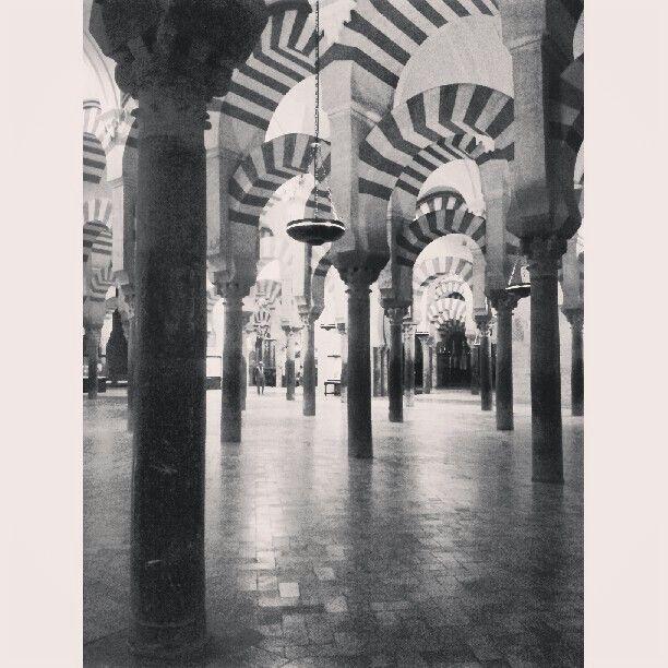 Mezquita, Cordoba. Luglio 2013.