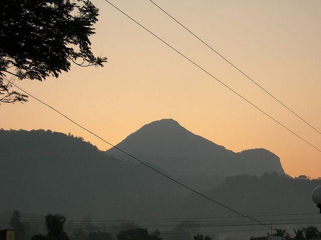 The kodachadri peak seen from Kollur | Flickr - Photo Sharing!