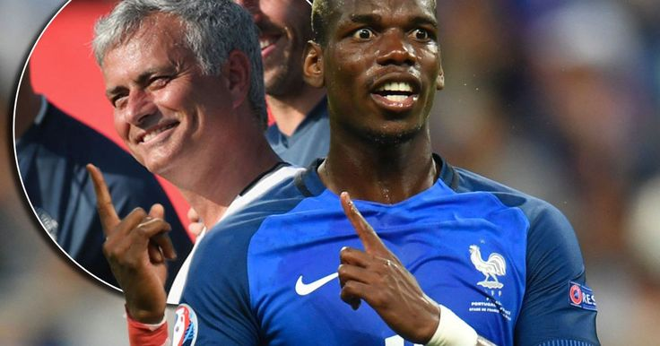 Manchester United CLINCH Paul Pogba transfer deal to smash the world-record fee for a player