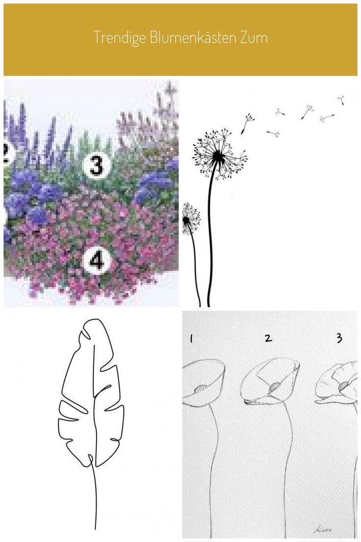 trendige blumenksten zum nachpflanzen 1 vanilleblume
