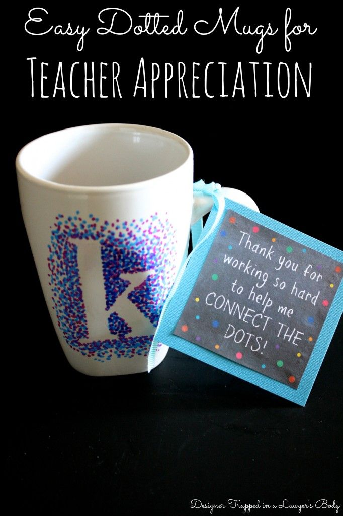 Easy christmas gifts for preschool teachers