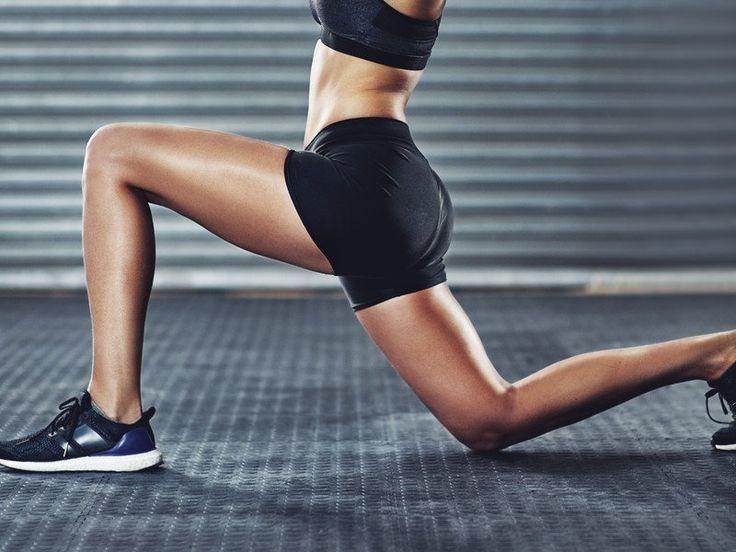 Lunges: die Übung für perfekt geformte Beine | ELLE