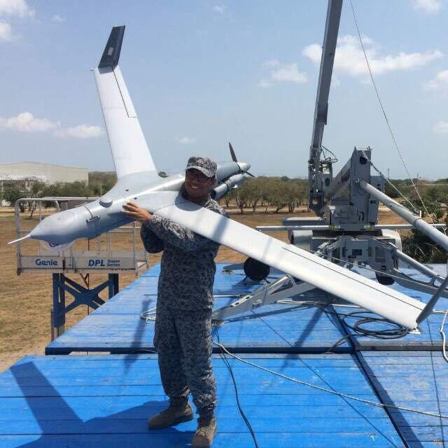 con Aeronaves remotamente tripuladas ART ayudan a prevenir desastres naturales en Arauca.