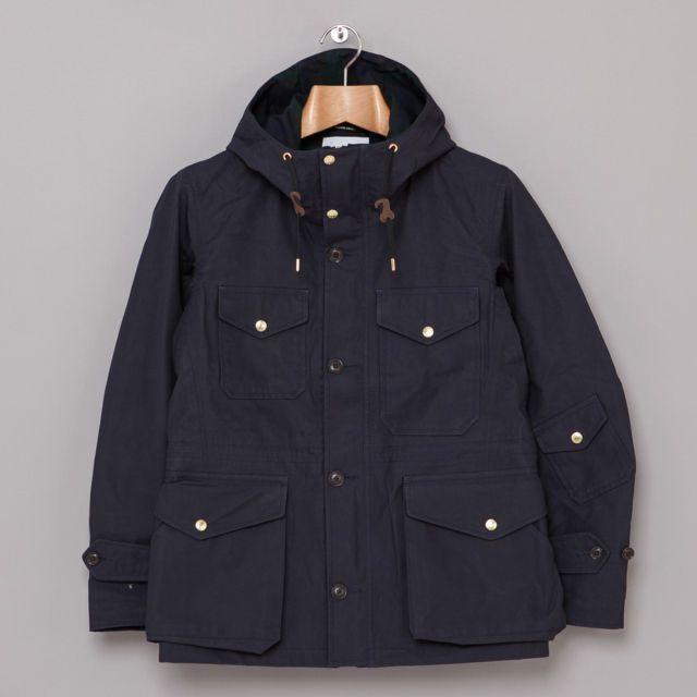 Nanamica Gore-Tex Cruiser Jacket (Marine Navy) #eBayCollection #FollowItFindIt