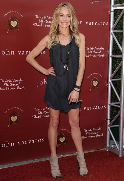 """Taylor Armstrong of """"The Real Housewives of Beverly Hills.""""  I love her whole outfit."""