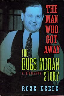 Bugs Moran, actually French Canadian!  This is a great book.  Moran took advantage of the bootlegging easy money then returned to thieving after Prohibition ended