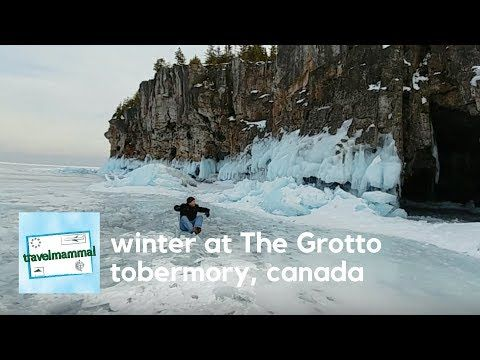 The Grotto | Bruce Peninsula National Park | Tobermory, Ontario, Canada - YouTube