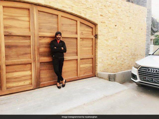 Ravindra Jadeja Gives A Glimpse Of His Cricket Bungalow