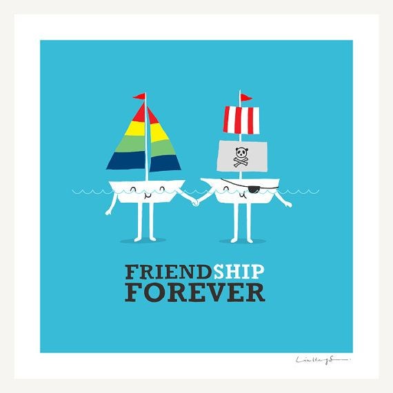 """Friend""""ship"""" - some of my best friends are in my life because of the Navy. And they'll be my friends no matter where we or they roam."""
