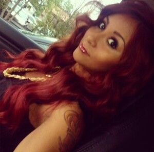 Snooki. Shes so fun. I just love her