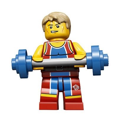 Wondrous Weightlifter - Team GB Collectable
