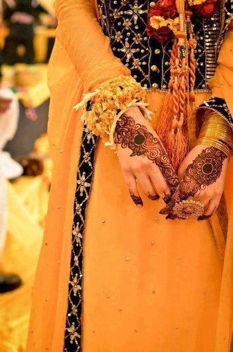 Mehndi Ceremony Punjabi : Images about brid l dresses on