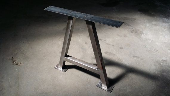 A FRAME LEGSdining table legs desk legshairpin