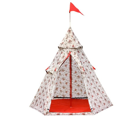 Very cute - kinda tent, kinda TP