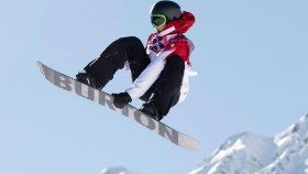 With its flatlands, Saskatchewan may be an unlikely province to produce a snowboard prodigy, but Regina's Mark McMorris is proof that it's possible. At Sochi 2014, he won bronze in the Olympic debut of snowboard slopestyle for Canada's first medal of the Games.
