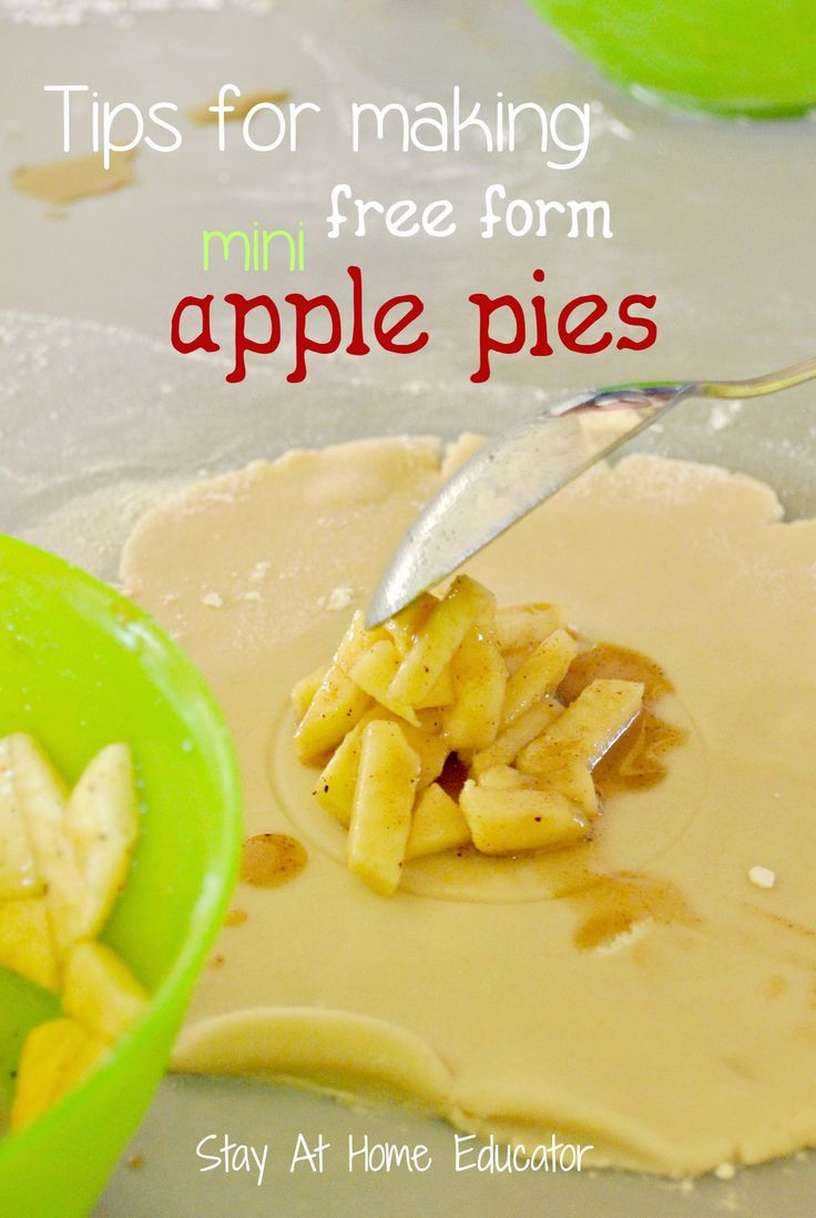 Making apple pies is a fall tradition I have with my preschool classes, and it is a well loved tradition the students look forward to every year. Students get to make their own free form apple pie from start to finish. Having done this a few times with my students, I have a few tips...Read More »