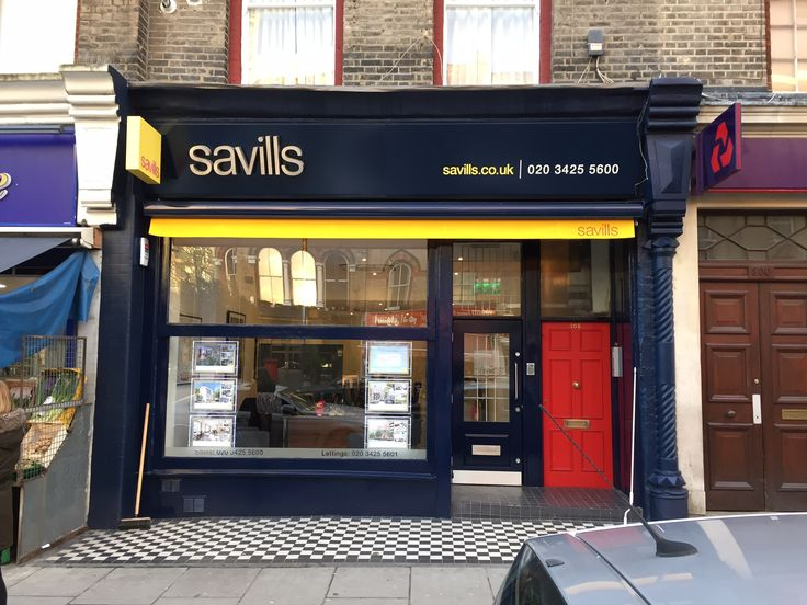 Savills Always Use Deans Blinds And Awnings Here We Have