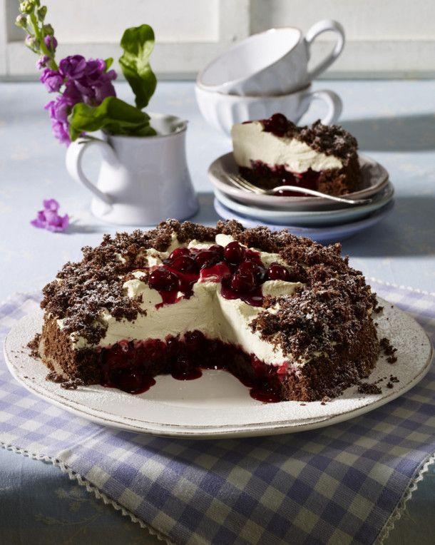 Unser beliebtes Rezept für Kirsch-Maulwurfkuchen und mehr als 55.000 weitere kostenlose Rezepte auf LECKER.de.