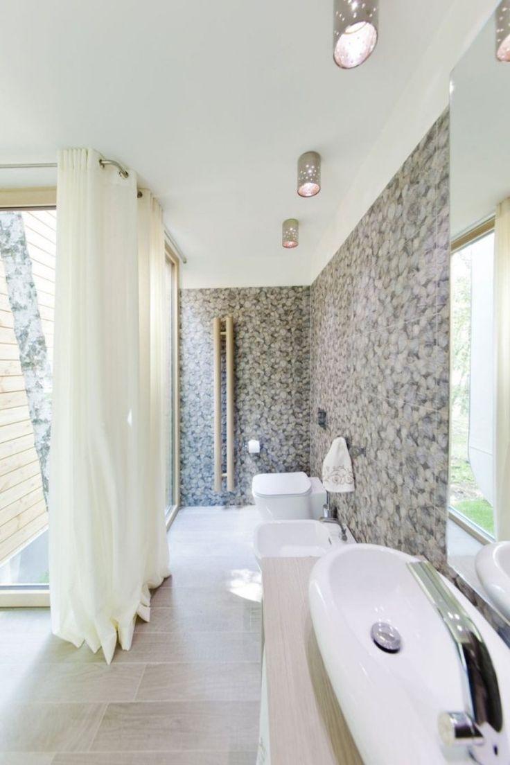 peinture blanche pour la salle de bains avec vasque porcelaine