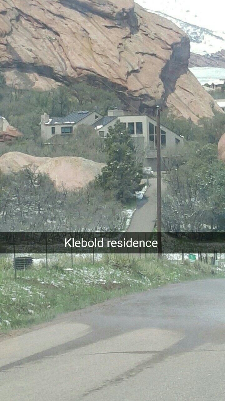 Klebold Residence