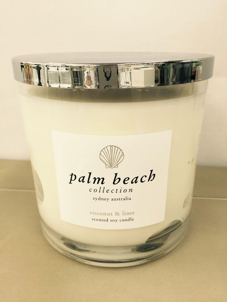 Palm Beach Candles 1.8kg