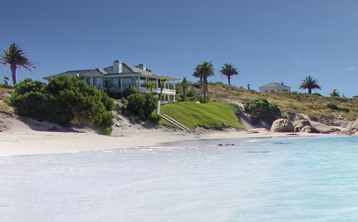 My dream beach home in Shelley Point, St Helena Bay, Western Cape, South Africa. I'll dream on....maybe one day