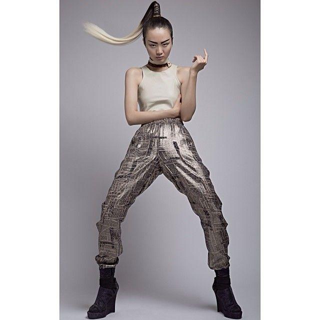 Samantha Xu shot by me. Styling by @paulinadoesit and make up by @ayaogasawara18. #romanyee #romanyeephotography #samanthaxu #muse #nyc #model #girl #fashion #fashionphotography #photography #asian #chinese #matrixdojo