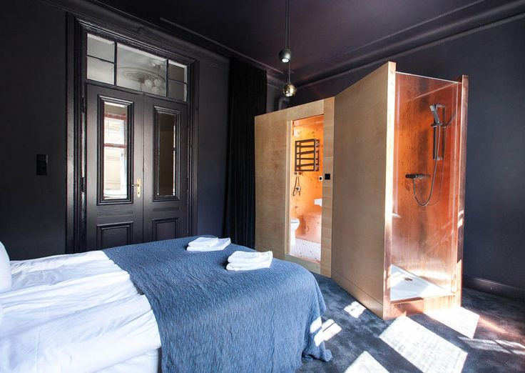 Autor Rooms Warsaw by Mamastudio | Yellowtrace (so many things to love about these rooms!)