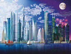 Puzzle 1500 Standard - Ουρανοξύστες
