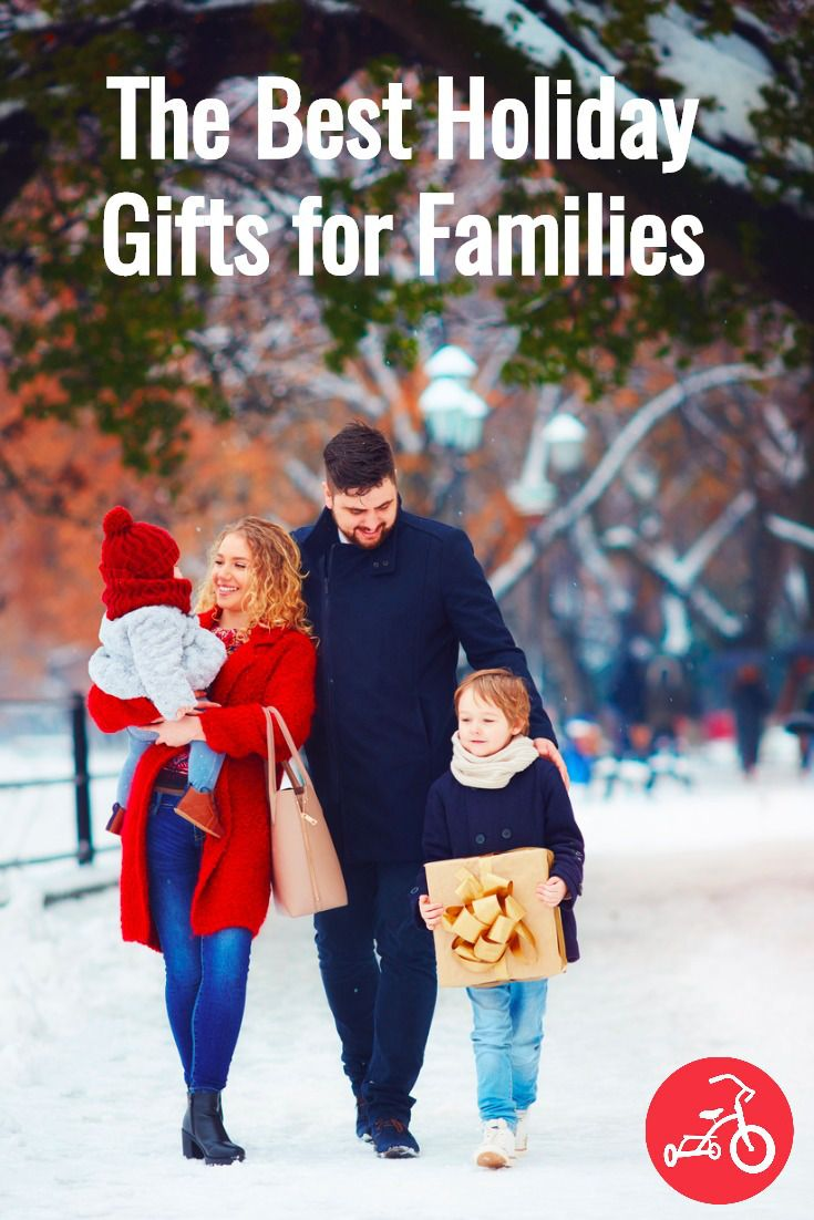 If the thought of buying a gift for each member of your fave family (including your own) is a tad daunting, consider getting a single present that EVERY person will love! Whether your posse likes active adventures, tearing up the kitchen, or immortalizing every moment on film, we've found treasures that are sure to bring joy to loved ones of every age. Click through our carefully curated...
