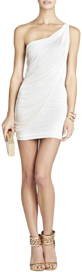 Sima One-Shoulder Dress. Under $100 dress