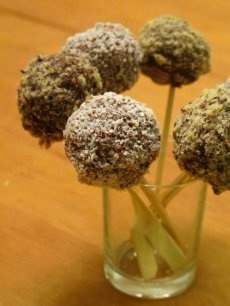LowCarb Cake Pops