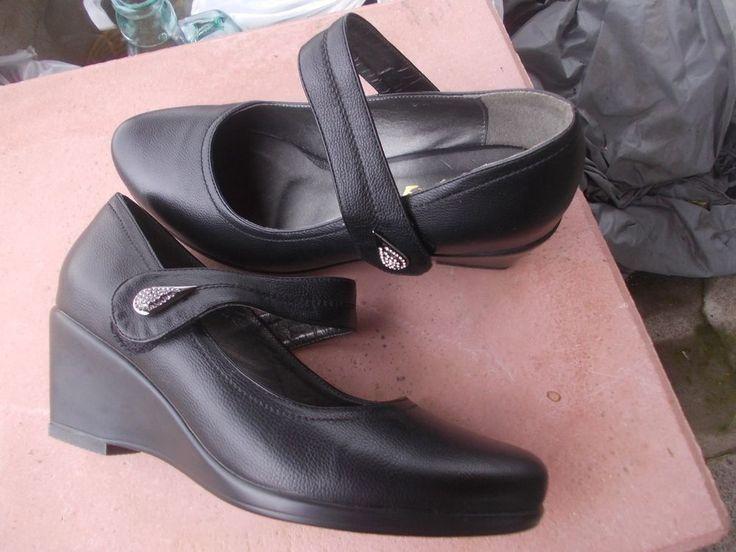 scarpe per donna, colore nero, numero per 41
